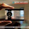Avukat Şeffaf Kartvizit 022